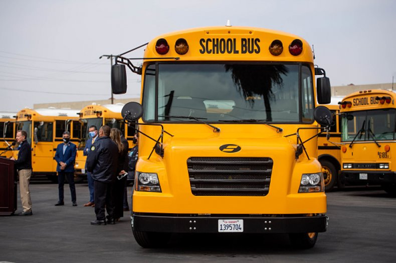 School Bus Driver Student Verbal Abuse Attack