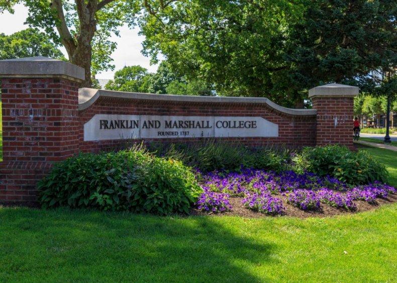 #85. Franklin & Marshall College