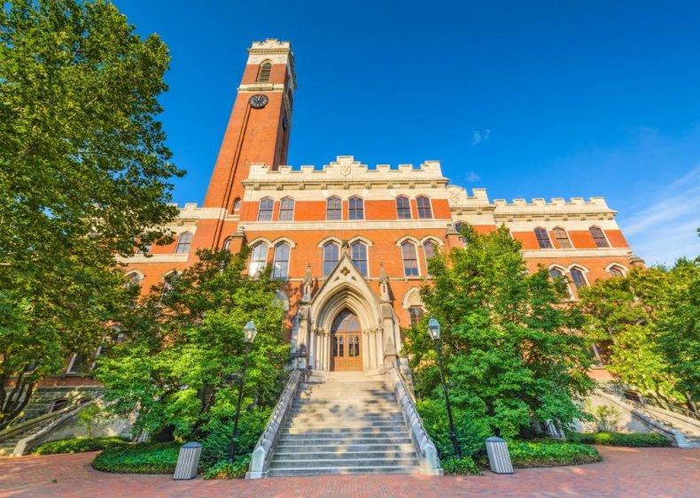 #74. Vanderbilt University