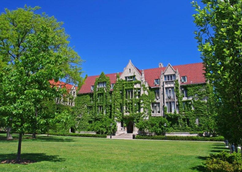 #72. University of Chicago