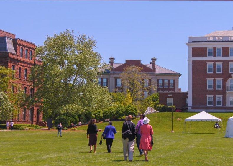 #70. Wesleyan University