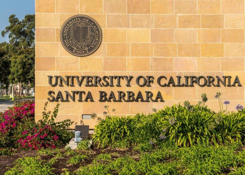 #66. University of California-Santa Barbara