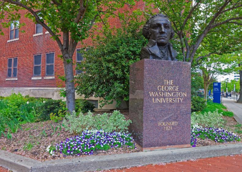 #61. George Washington University