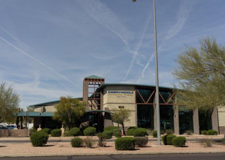 #58. Embry-Riddle Aeronautical University-Prescott