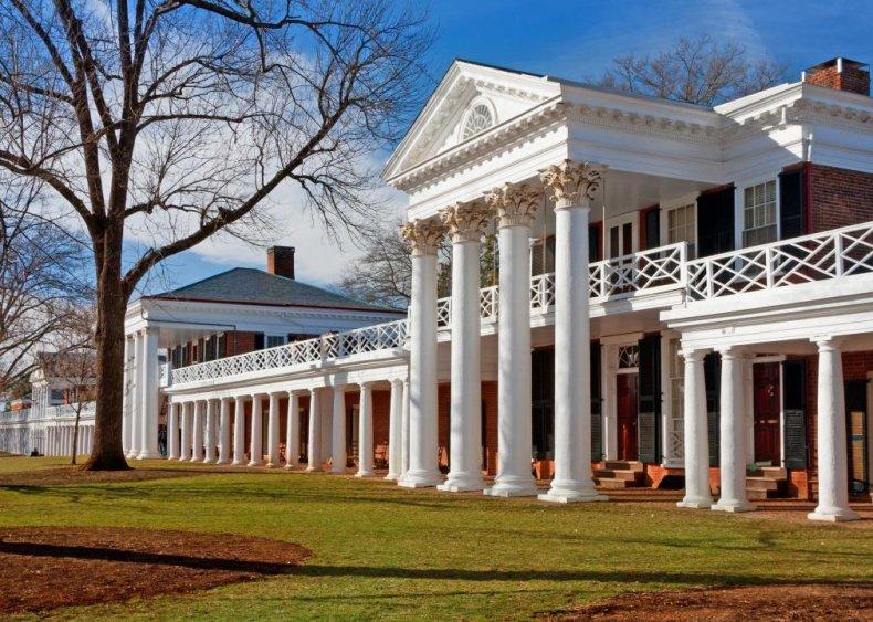 #54. University of Virginia-Main Campus