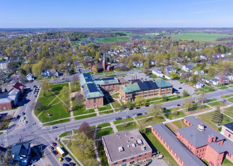 #41. Clarkson University