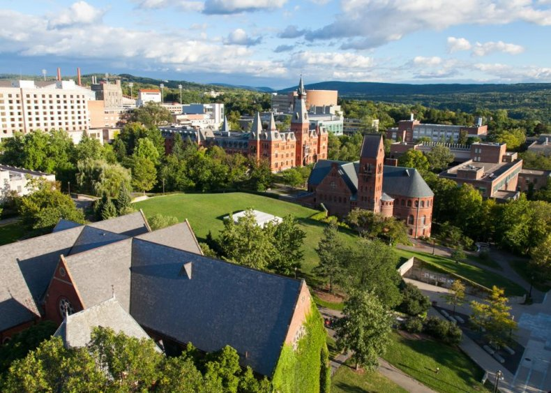 #40. Cornell University