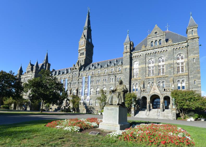 #38. Georgetown University