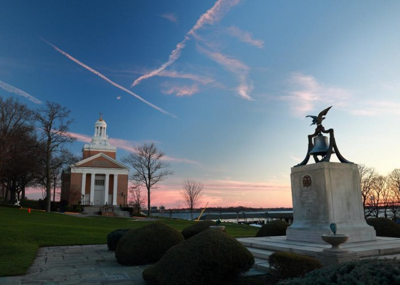 #25. United States Merchant Marine Academy