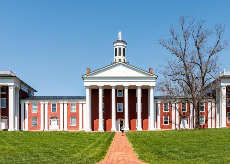 #21. Washington & Lee University