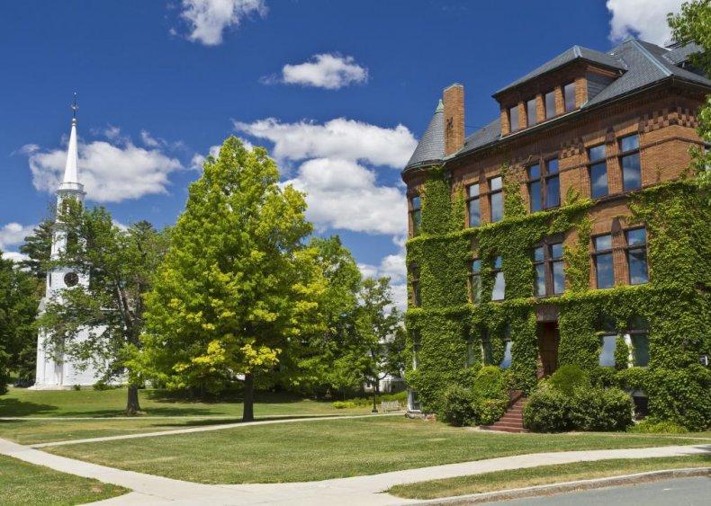 #16. Williams College