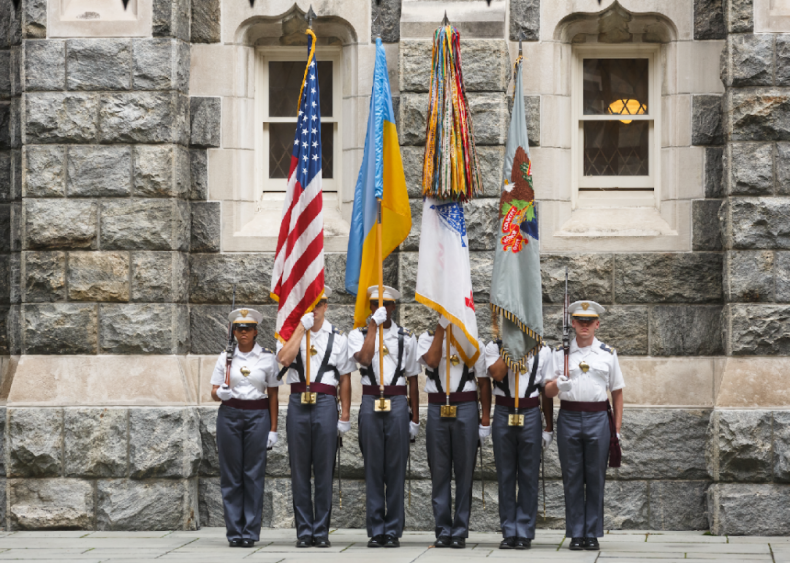 #8. United States Military Academy