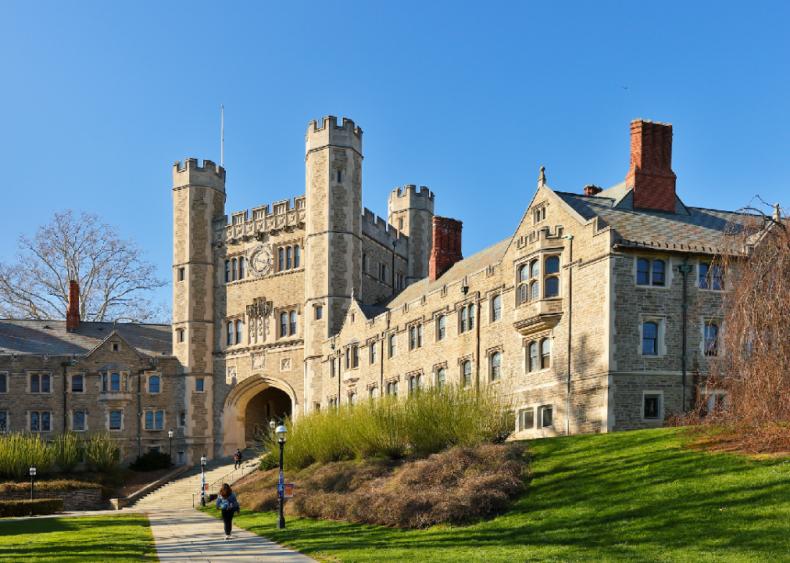 #4. Princeton University