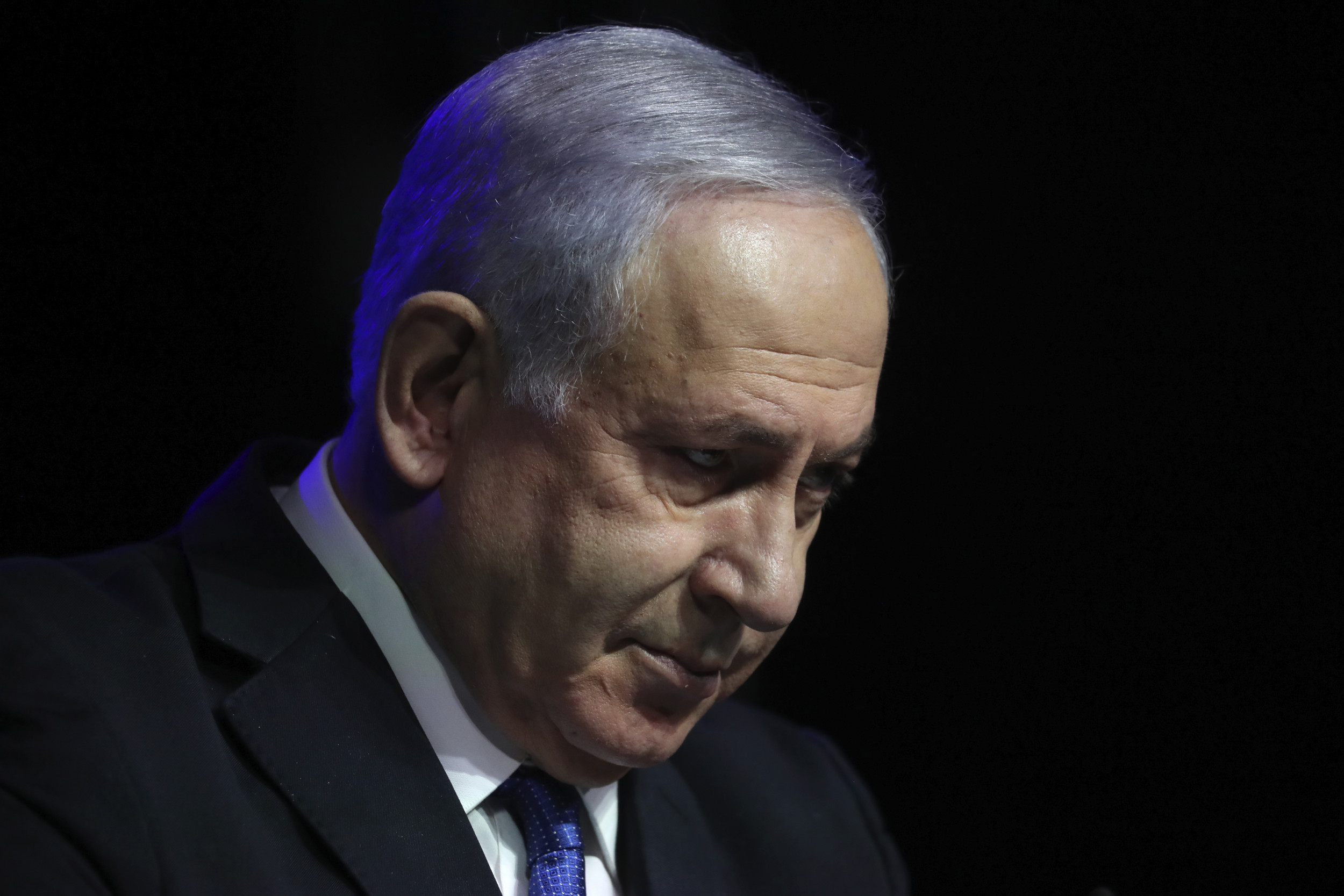With Days Left in Office, Benjamin Netanyahu Accuses Opposition of Election Fraud - Newsweek