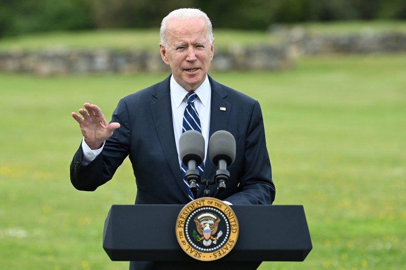 Joe Biden G7 summit