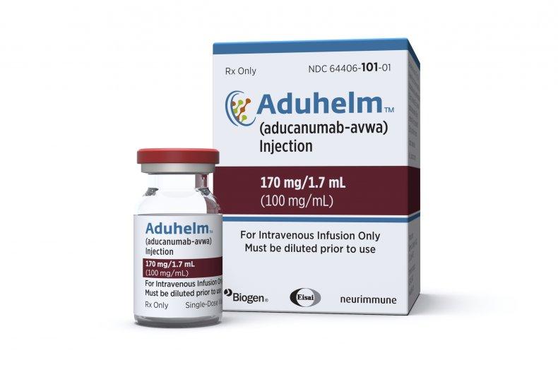Aduhelm Drug Price