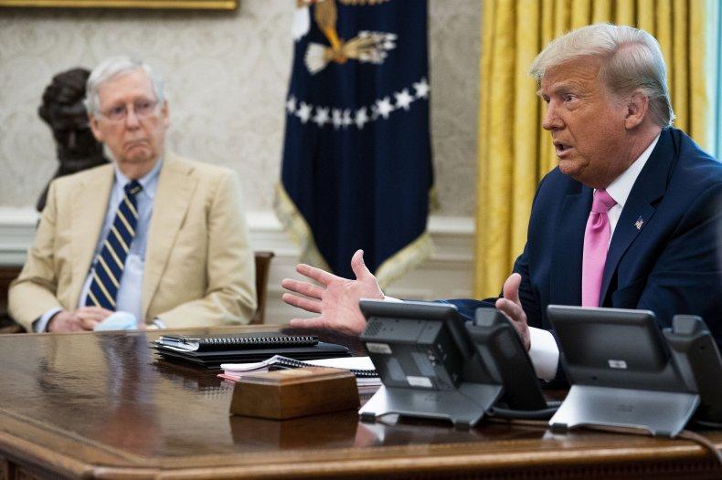 Trump Stimulus Talks