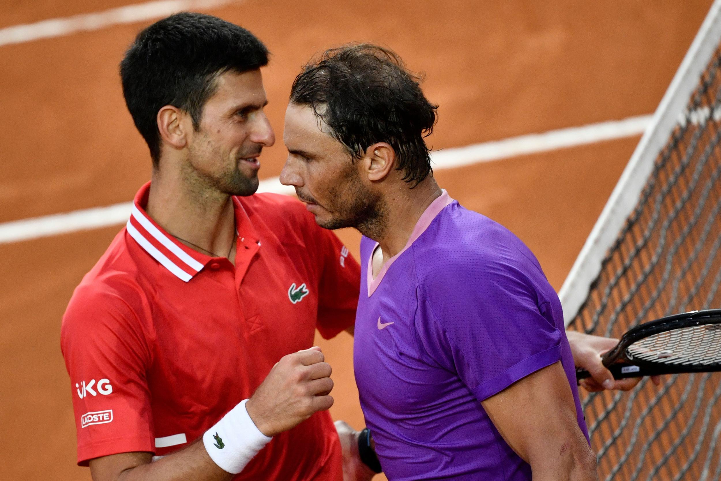 French Open 2021 How To Watch Rafael Nadal Vs Novak Djokovic Start Time Live Stream