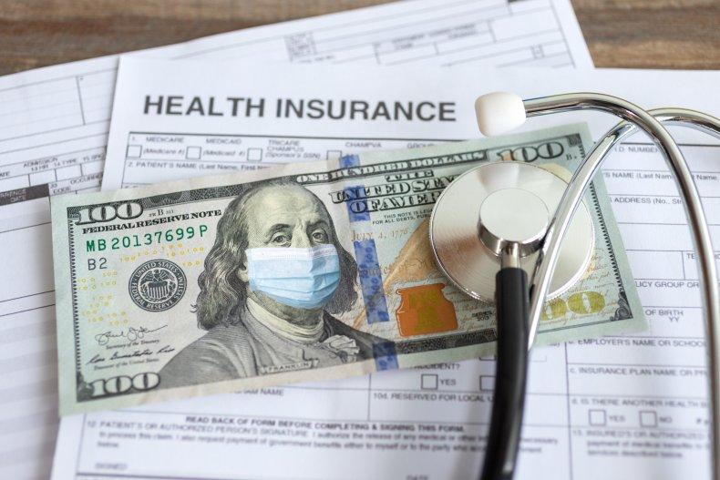 COVID medical debt