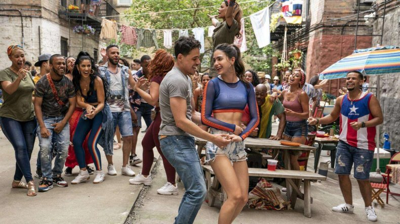 in the heights on hbo max