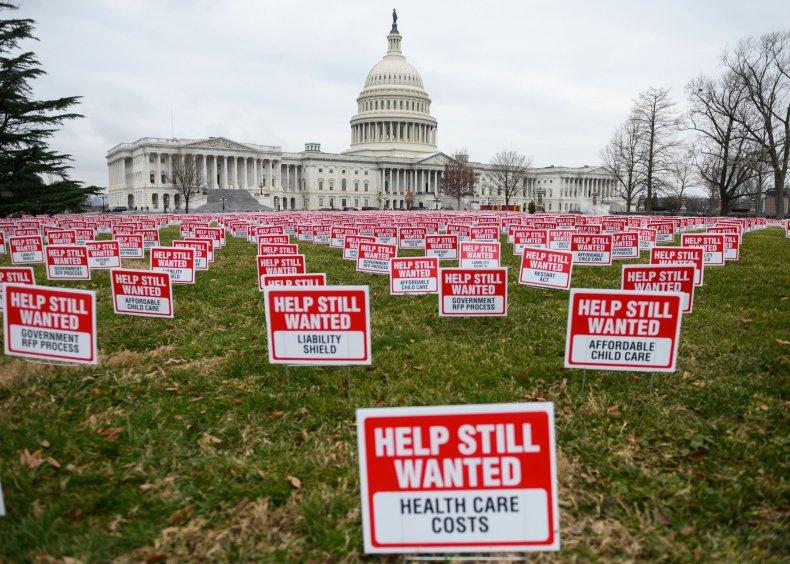 Medical debt stalled in Congress