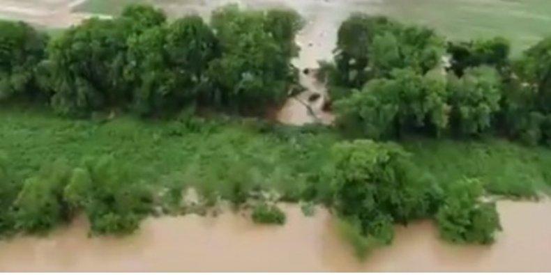 mississippi flooding hail winds
