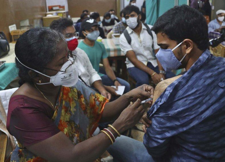 India's Version of the AstraZeneca Vaccine