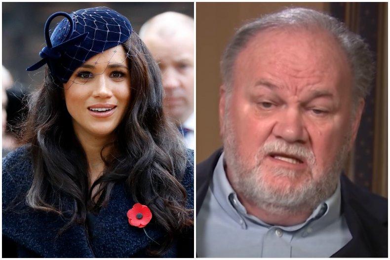 Thomas Markle has not met his granddaughter
