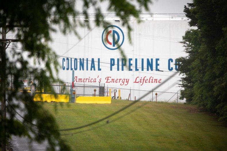Colonial Pipeline company logo
