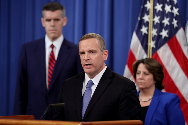 FBI Deputy Director Paul Abbate