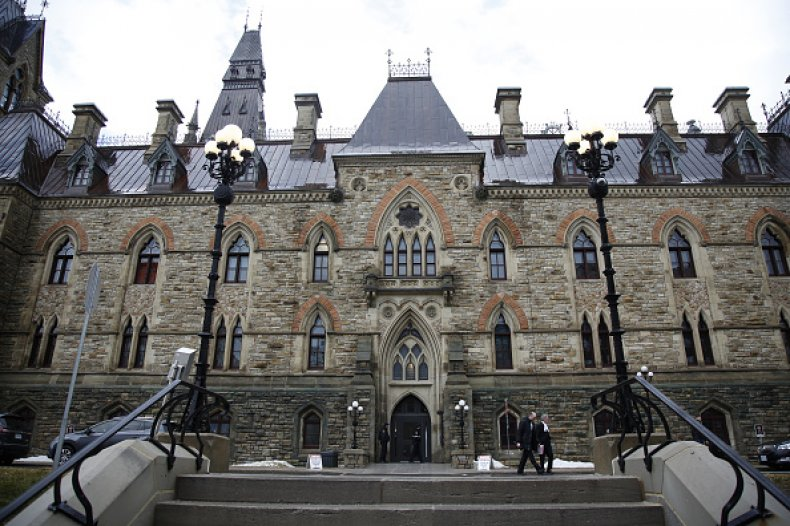 House of Commons Canada Lawmakers Islamophobia Hate
