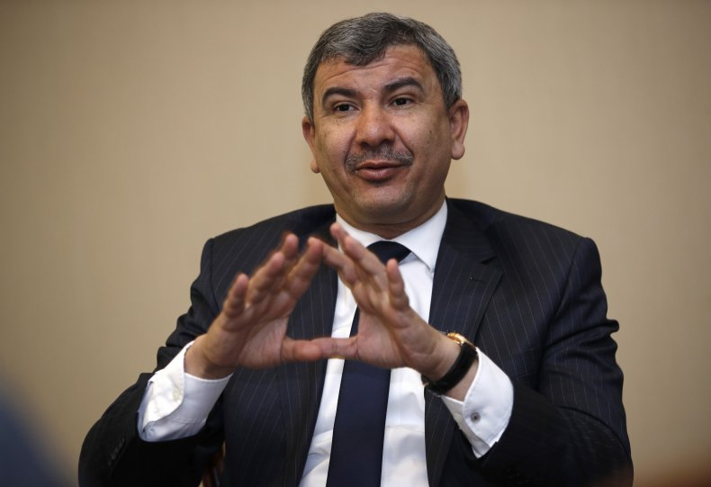 Ihsan Abdul-Jabbar Ismail, Oil Minister Iraq