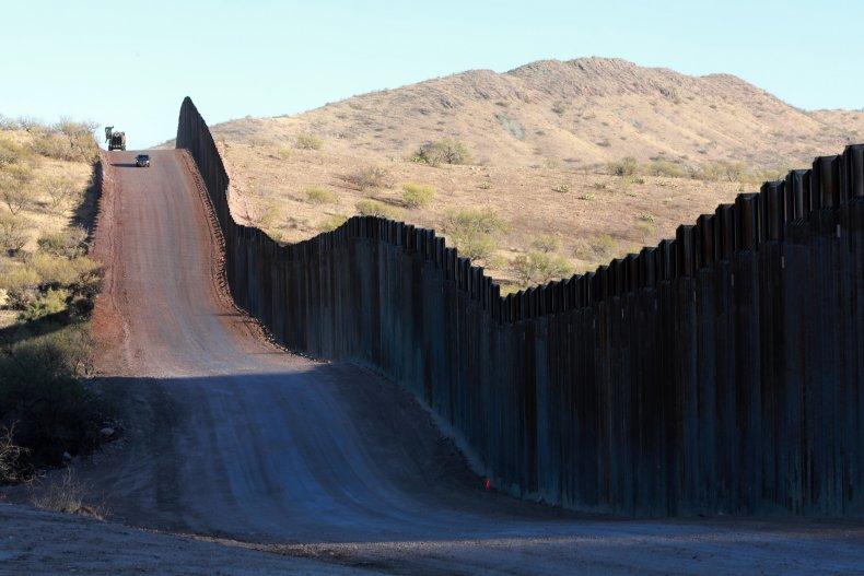 Construction of Border Wall