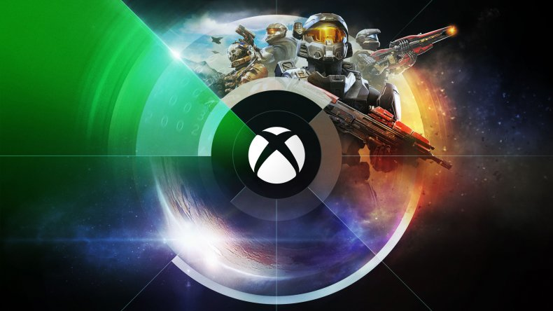 Promotional Artwork for the Xbox Showcase