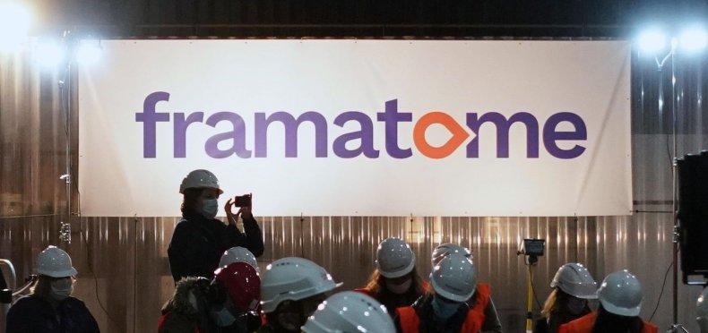 Framatome raised concerns of a radiation leak