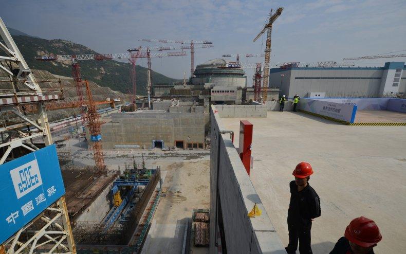Taishan Nuclear Power Station