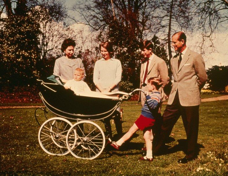 Queen Elizabeth II and Children