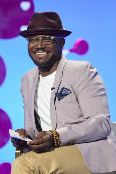 Taye Diggs on The Celebrity Dating Game