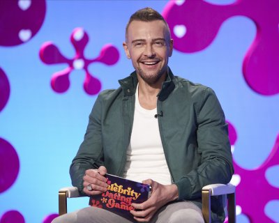 Joey Lawrence on The Celebrity Dating Game