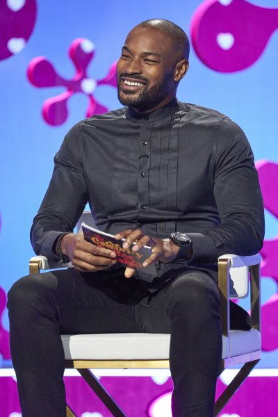 Tyson Beckford on The Celebrity Dating Game