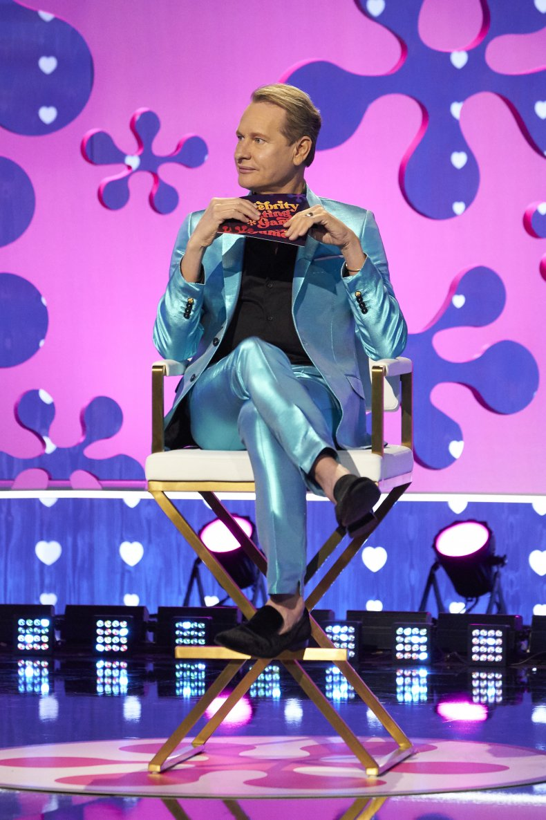 Carson Kressley on The Celebrity Dating Game