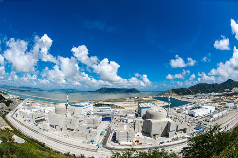China Nuclear Power Plant Scrutinized Over Leak