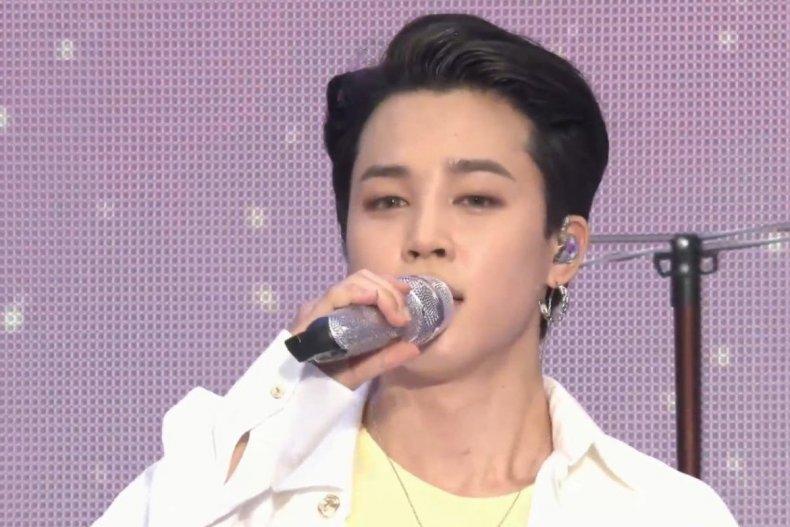 BTS' Jimin hairdo sent fans wild