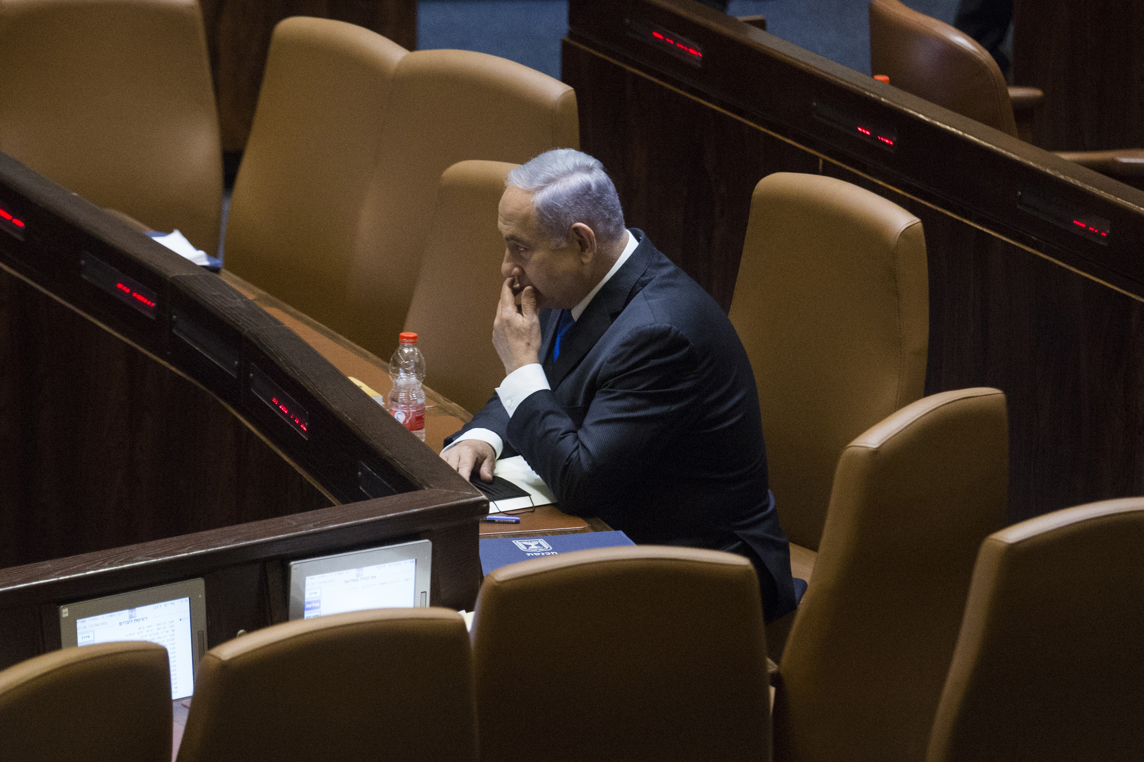 Benjamin Netanyahu Feels 'Cheated,' Won't Give 'the Slightest Legitimacy' to New Government, Lawmaker Says