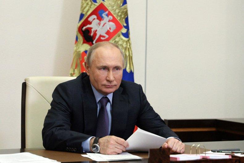 Putin's Warning