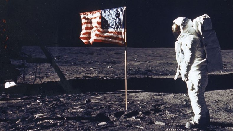 Astronaut Edwin E. Aldrin Jr.