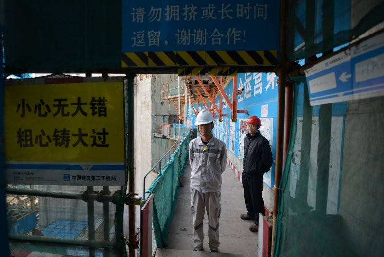 Taishan Nuclear Power Plant in China