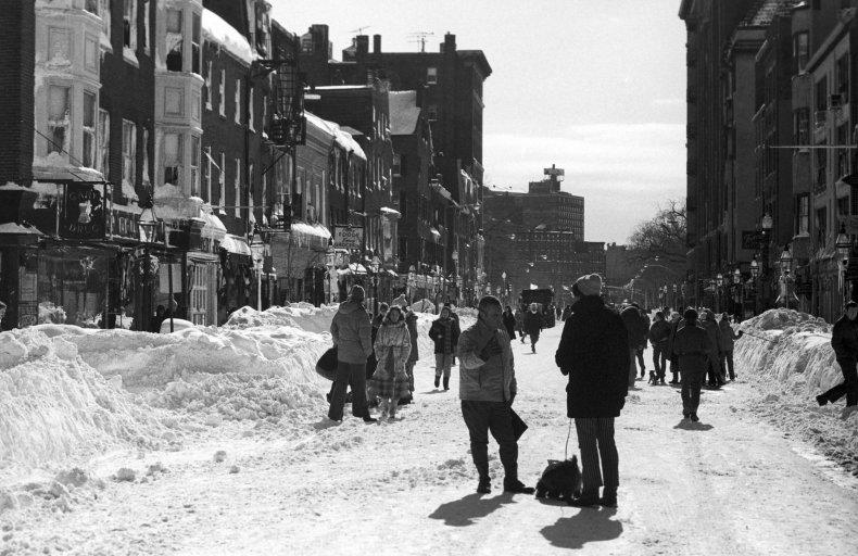 1978 New England Snowstorm