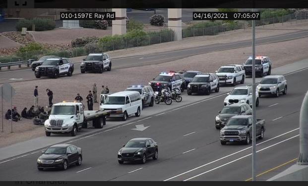 Arizona Cop Files Report Saying He 'Smelled' Undocumented Migrants in Van