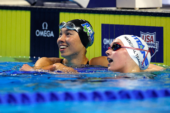 2 American Teens Qualify for Olympics in 100m Butterfly, Push World Record
